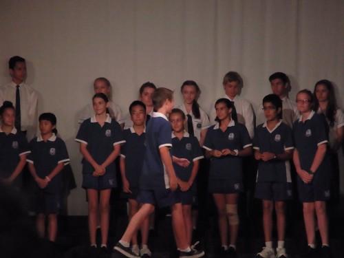 オーストラリアの公立ハイスクール