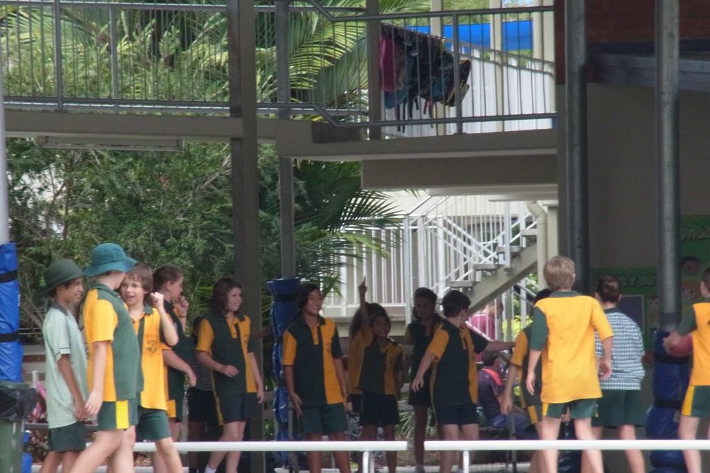 オーストラリアの私立小学校5年生