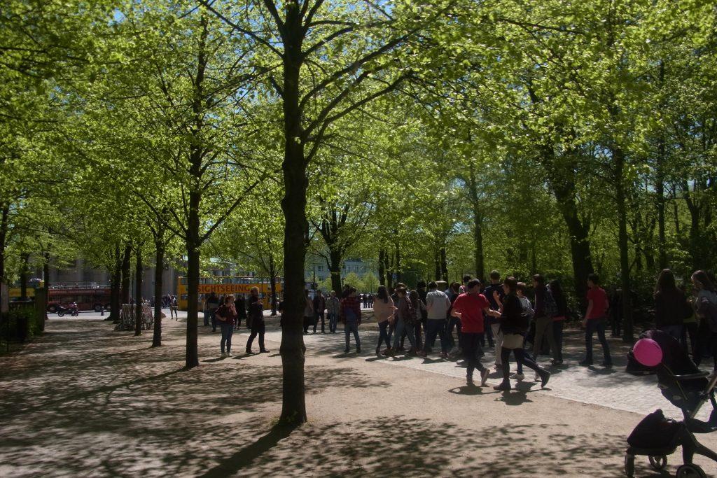ベルリンの春